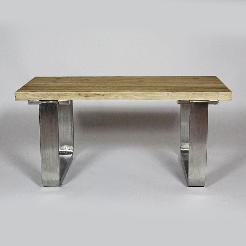 Pied de table basse en aluminium - Table en aluminium ...